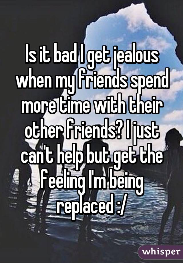 how to get rid of jealous friends