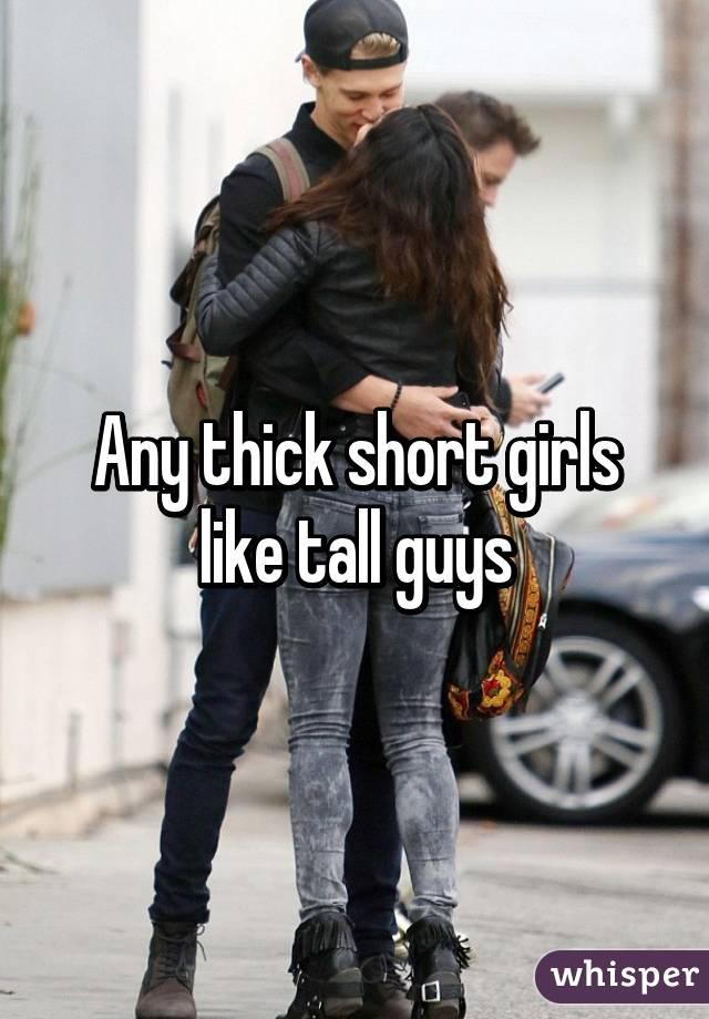 skinny guys like thick chicks