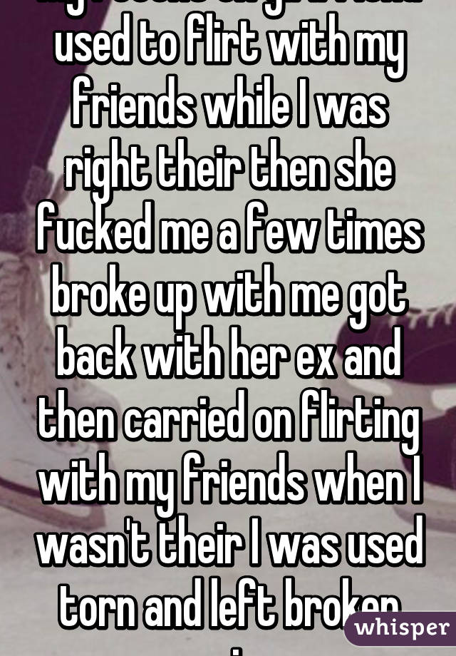 Friends then dating then friends again