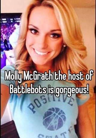 Mcgrath hot molly Molly McGrath: