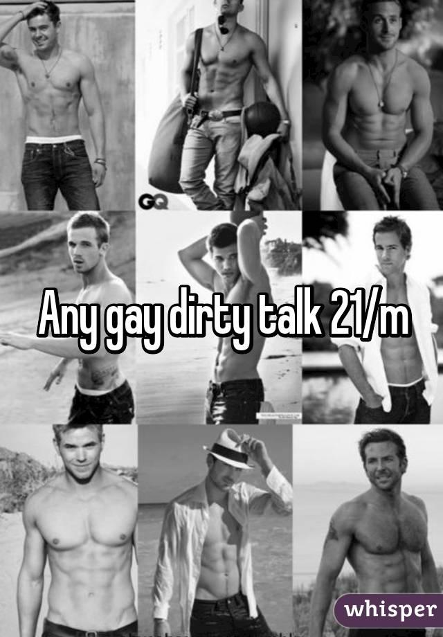 Dirty Gay Talk 19