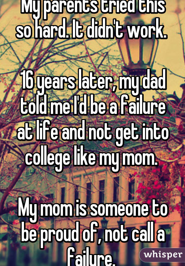 How hard is it to get into a college for a person like me?