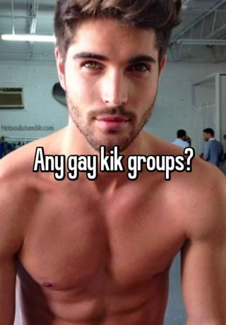 Gay Kik