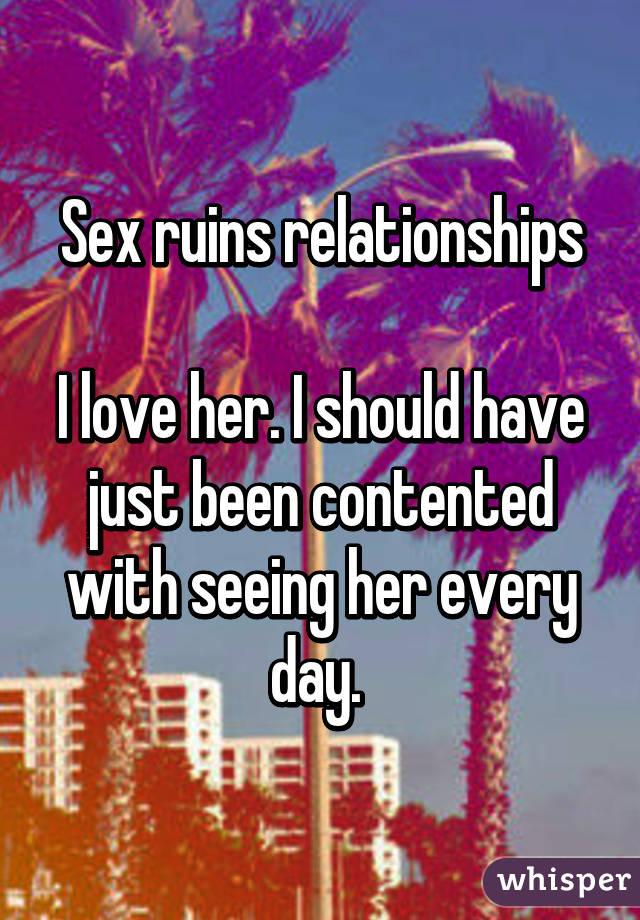 секс в руинах
