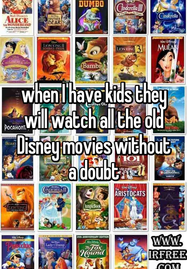the impact disney movies has on children Because many children see children's movies such as disney films or tv cartoons hundreds or thousands of times during their childhood years, it can have a significant impact on a child's cognitive and emotional development, establishing thought, emotional, and even behavioral patterns, which can be carried with them into adult years.