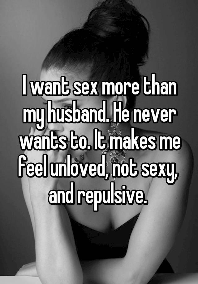 I Want Sex More Than My Husband 3