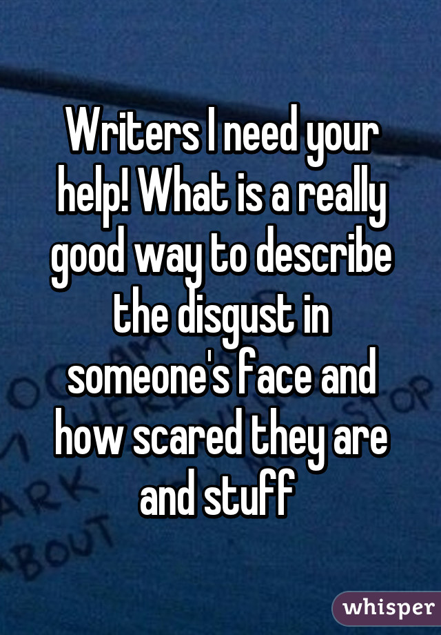 ANY GOOD WRITERS? I need your help!?