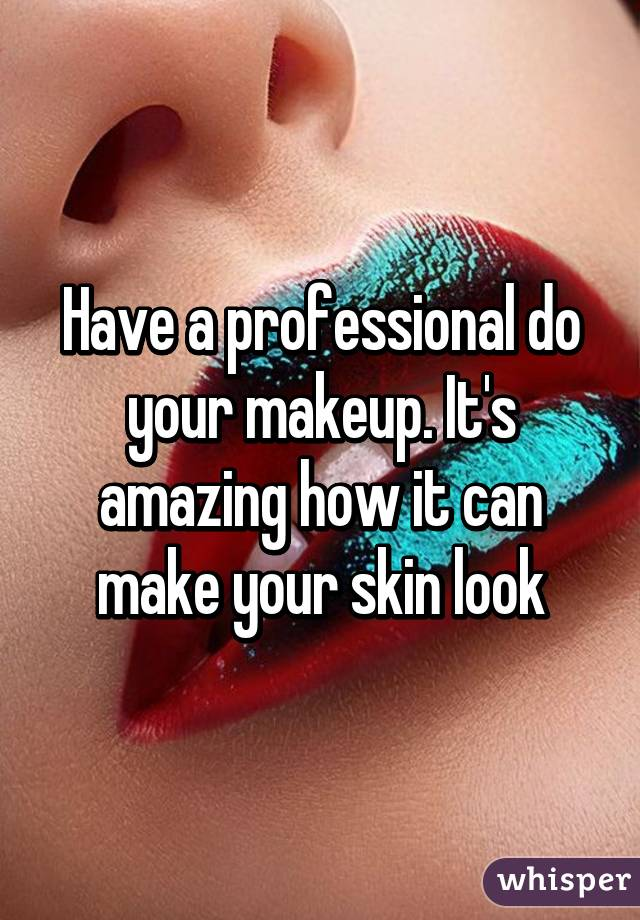 have a professional do your makeup it 39 s amazing how it can make your  skin. How To Do Your Makeup For Professional Photos   Mugeek Vidalondon