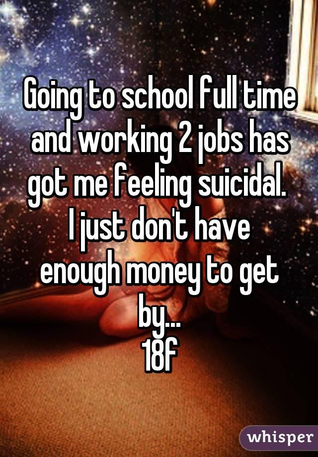 i Got 2 Jobs And Working 2 Jobs Has Got