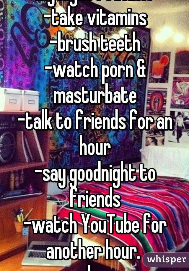 friends watch