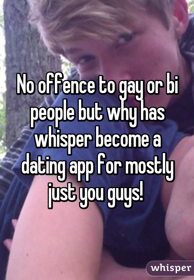 Bi sex dating apps