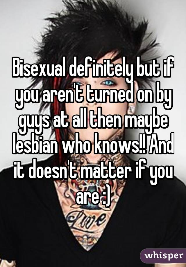 Why i turned bisexual