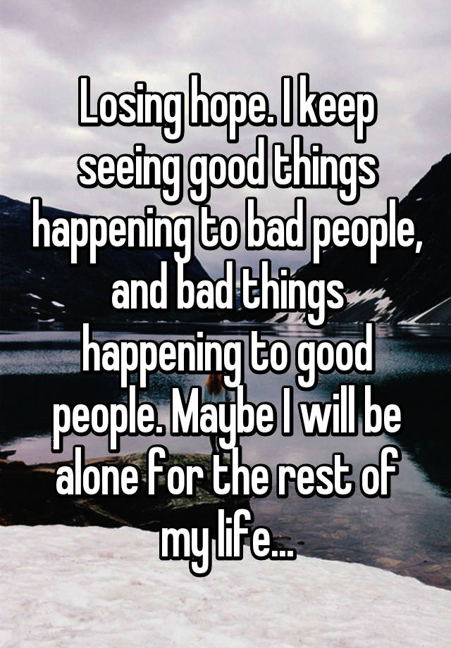 bad things vs good people Why do good people do bad things oftentimes it stems from one of many psychological phenomena.