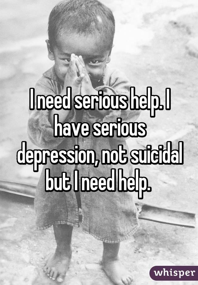 I need serious help!!!?