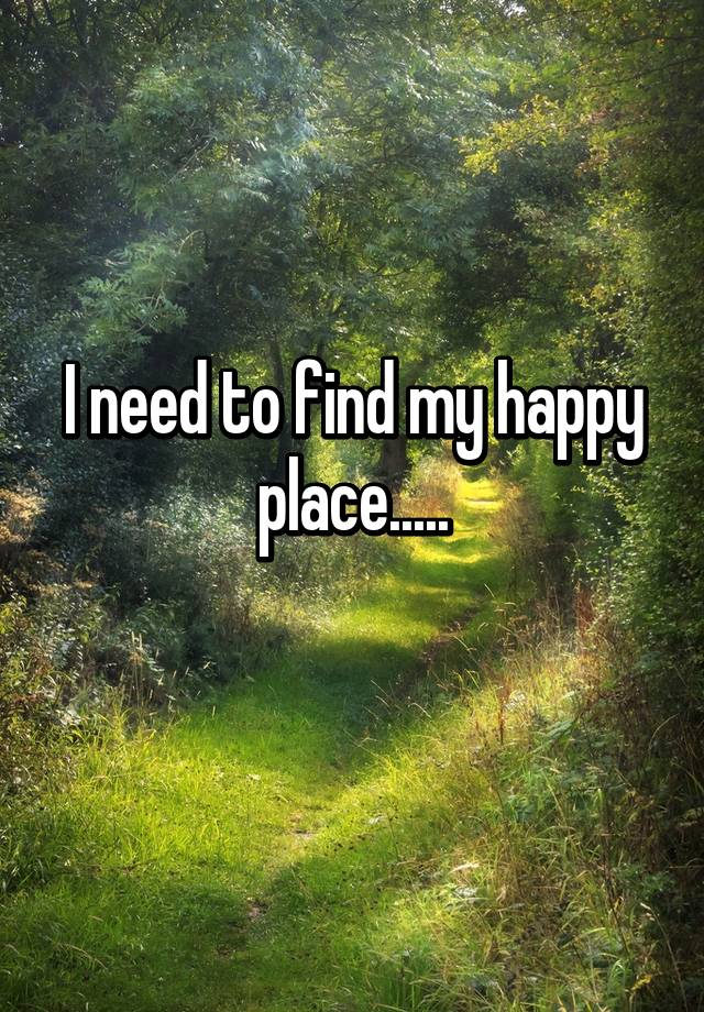 Beautiful I need to find my happy place.. FU42