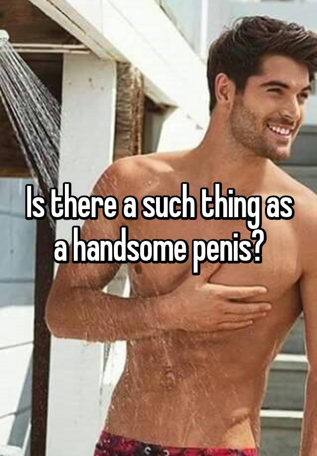 Handsome Penis 17