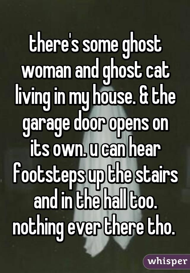garage door opening on its own 1