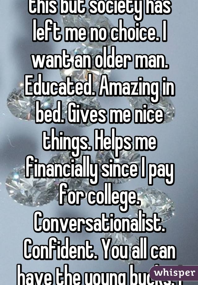 I can't pay for college?
