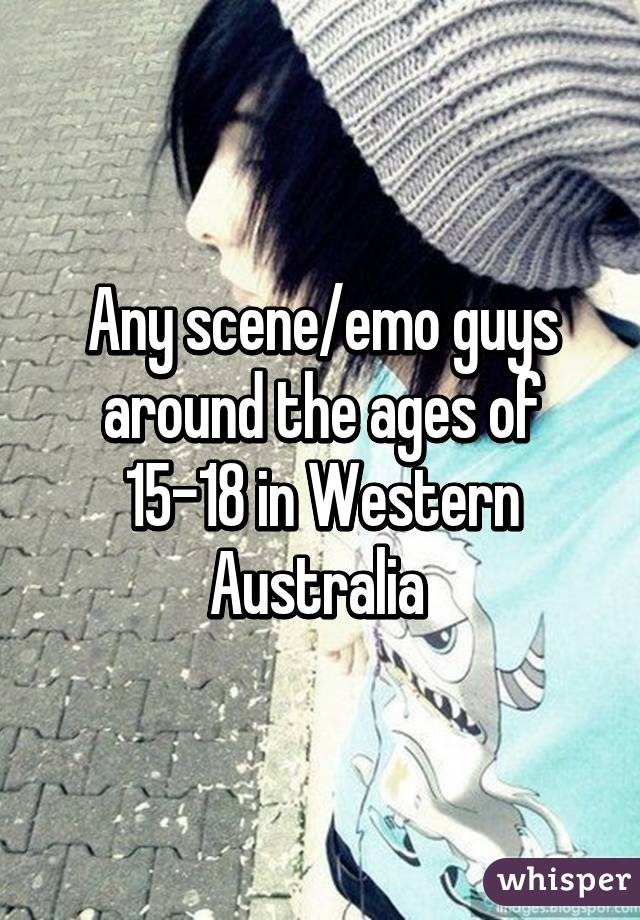 emo boy dating site