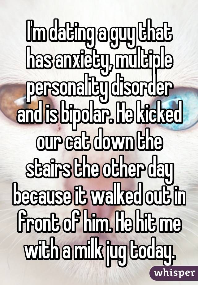 dating someone who is bipolar disorder