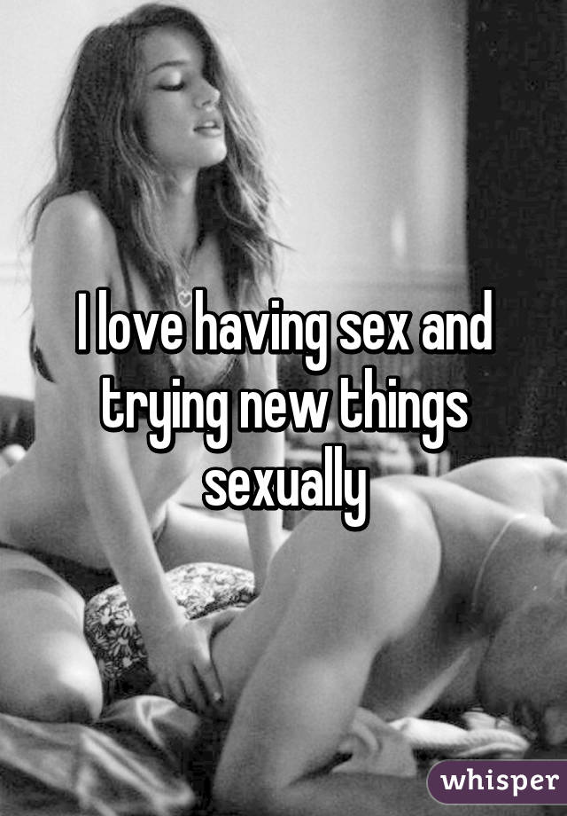 Having sex with people watching
