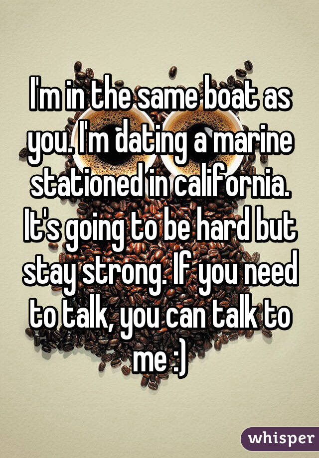 How Hard Is It Dating A Marine