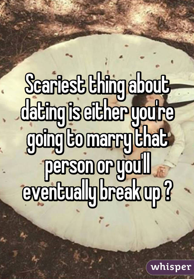 How to break it off with a guy youre dating