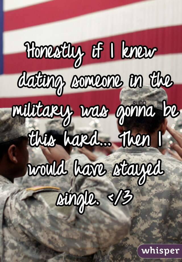 How To Handle Dating Someone In The Military