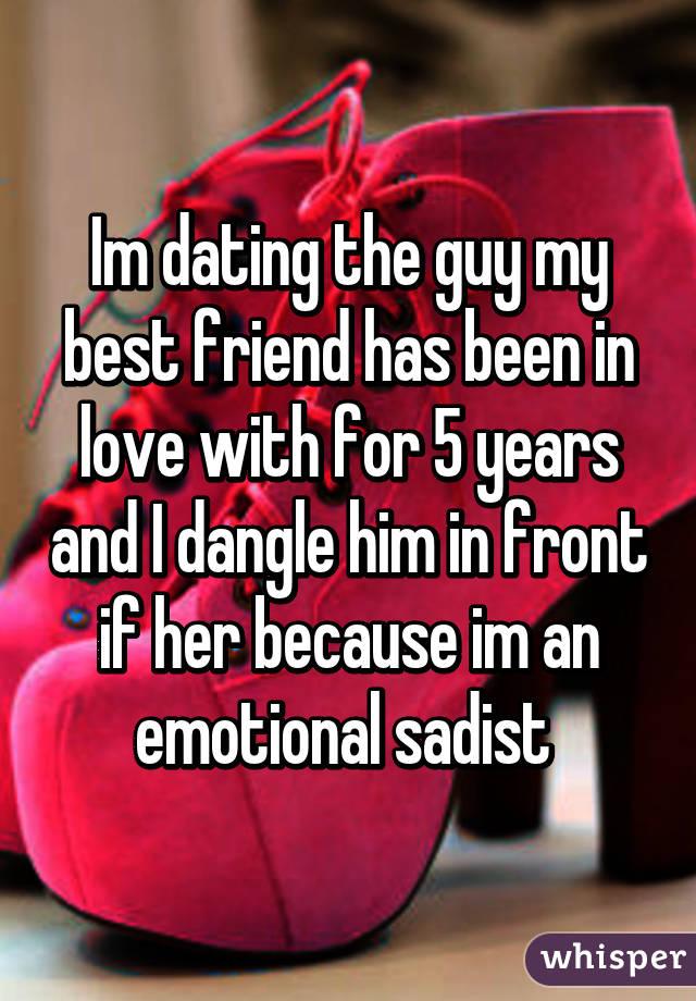 Emotional sadist