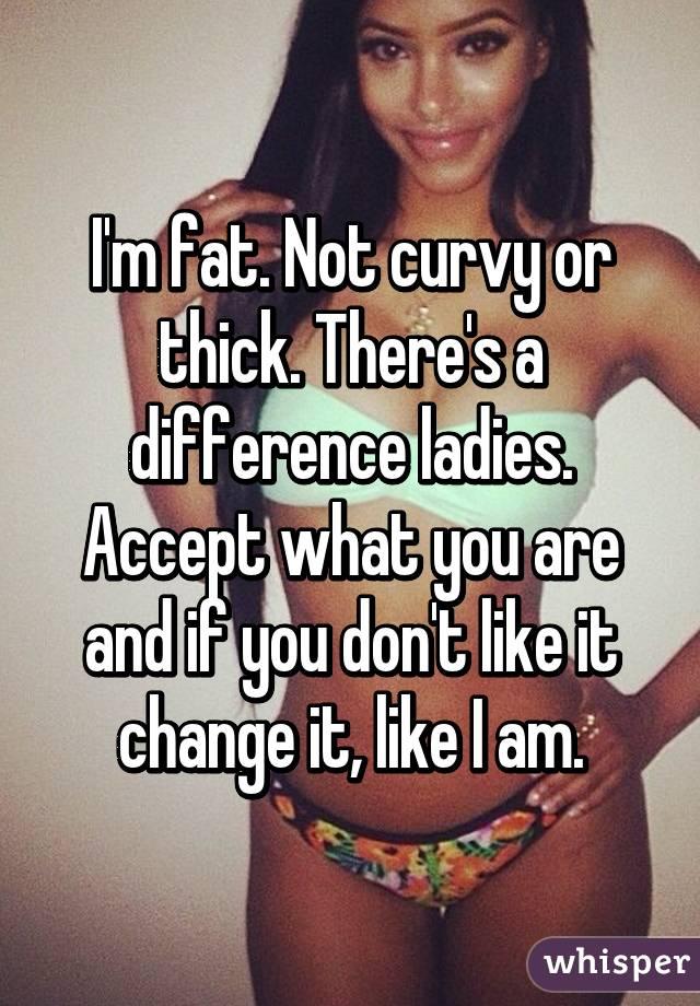 Curvy Is Not Fat 113