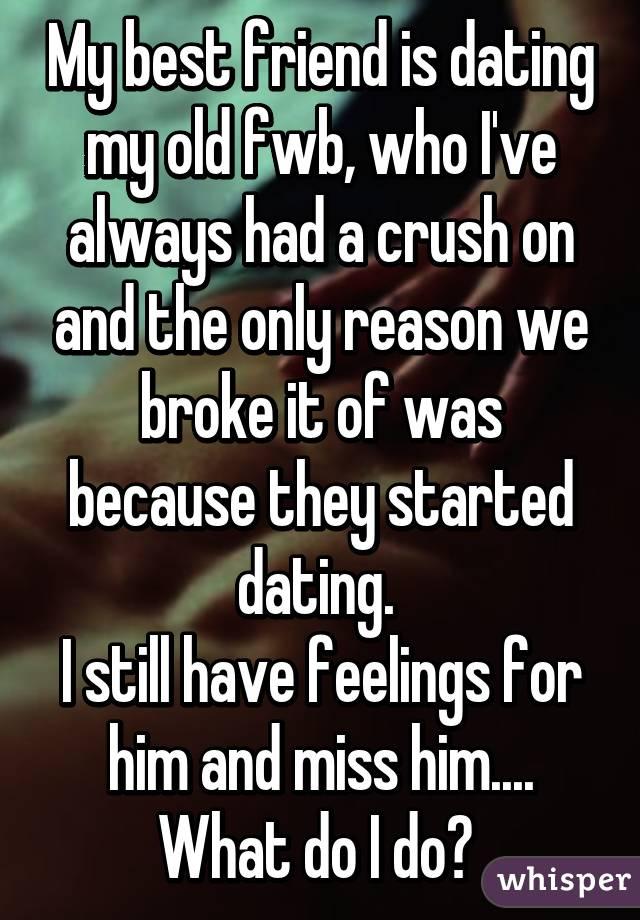 My Best Financier Is Dating My Old Crush
