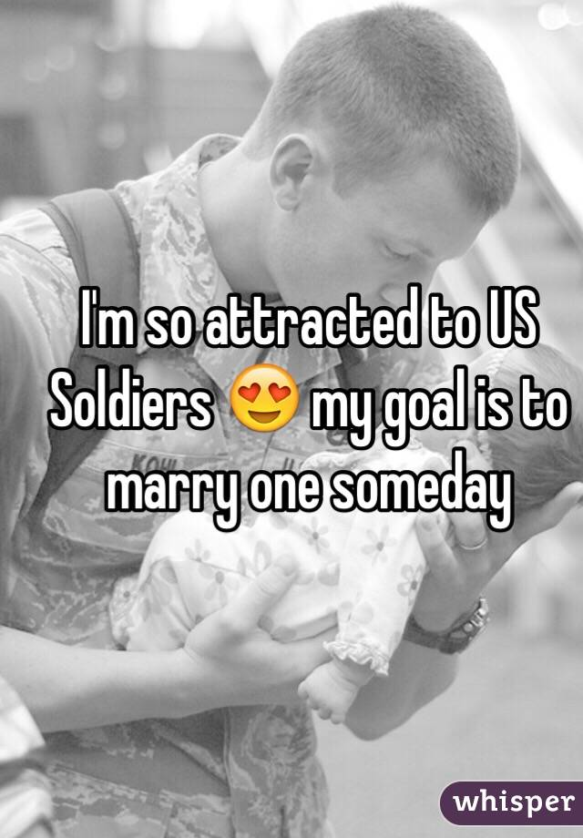 You know you're dating a soldier when