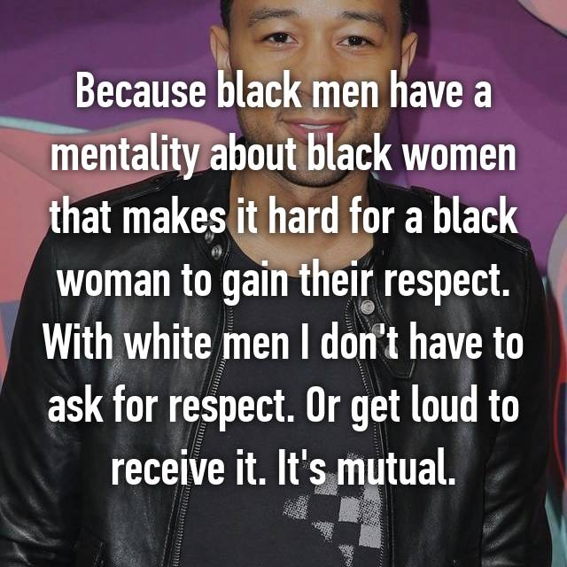 dating outside race Black men tell you all about dating outside of their race advertisement.