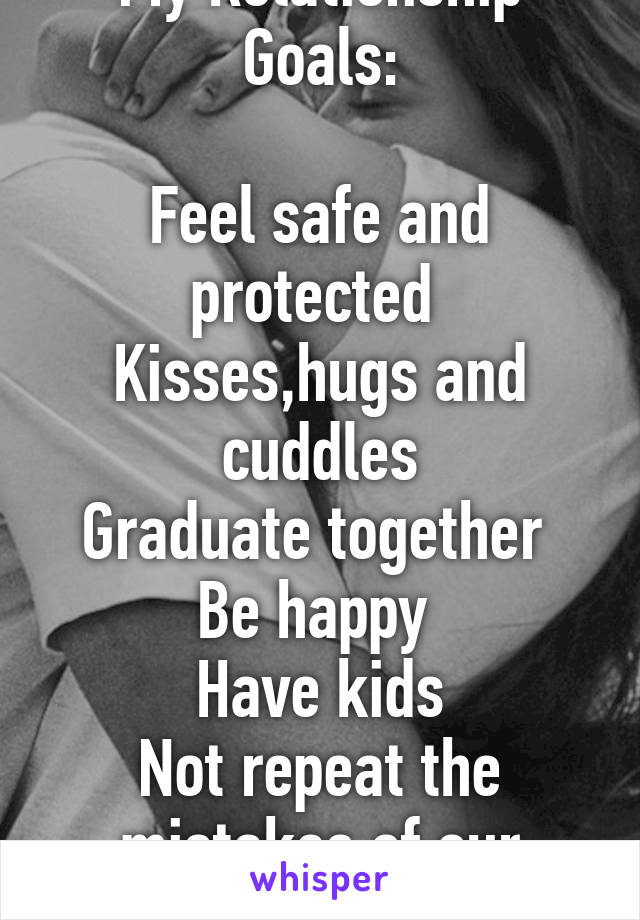 how to feel safe in a relationship