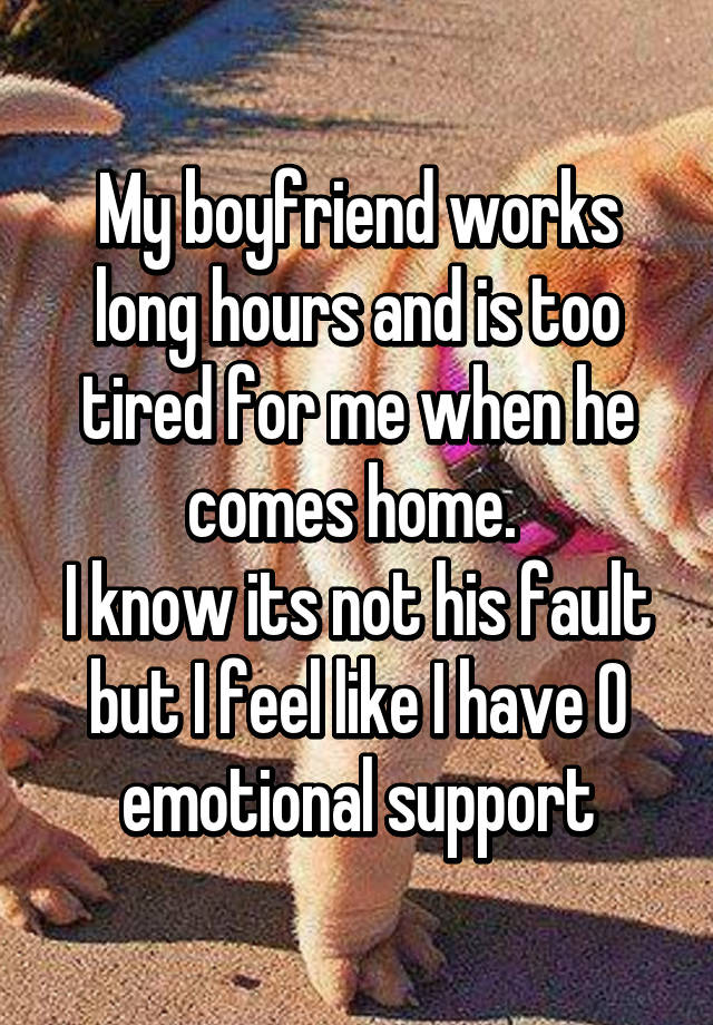 dating workaholic man Living with a workaholic  the workaholic doesn't understand why his wife is not happy with his accomplishments and all the material things that he provides.