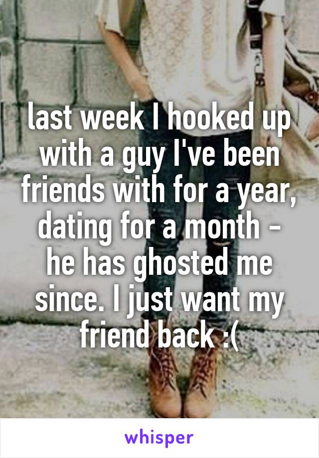 ive been dating a guy for 2 weeks