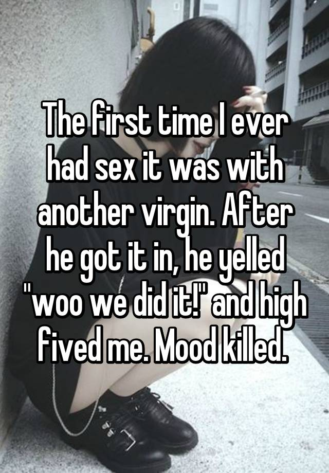 17 people confess their awkward firsttime sex stories