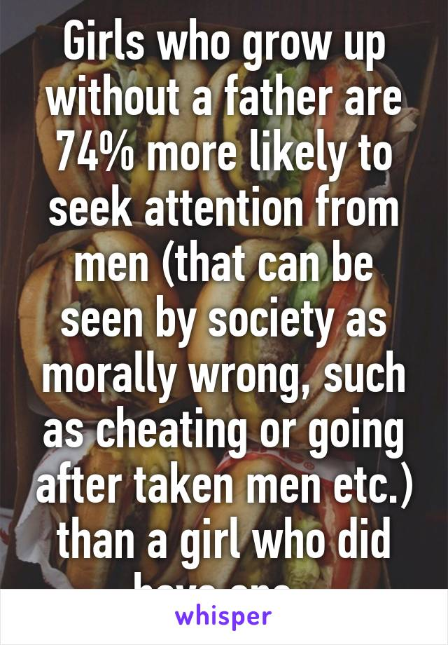 Are men more attention seeking than women