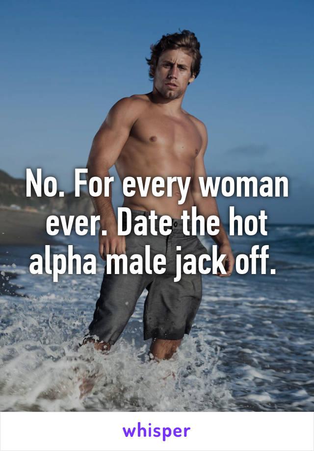 Alpha men jack off