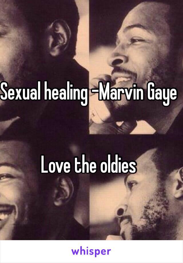 from Sam marvin gaye sexual healing marvin gaye