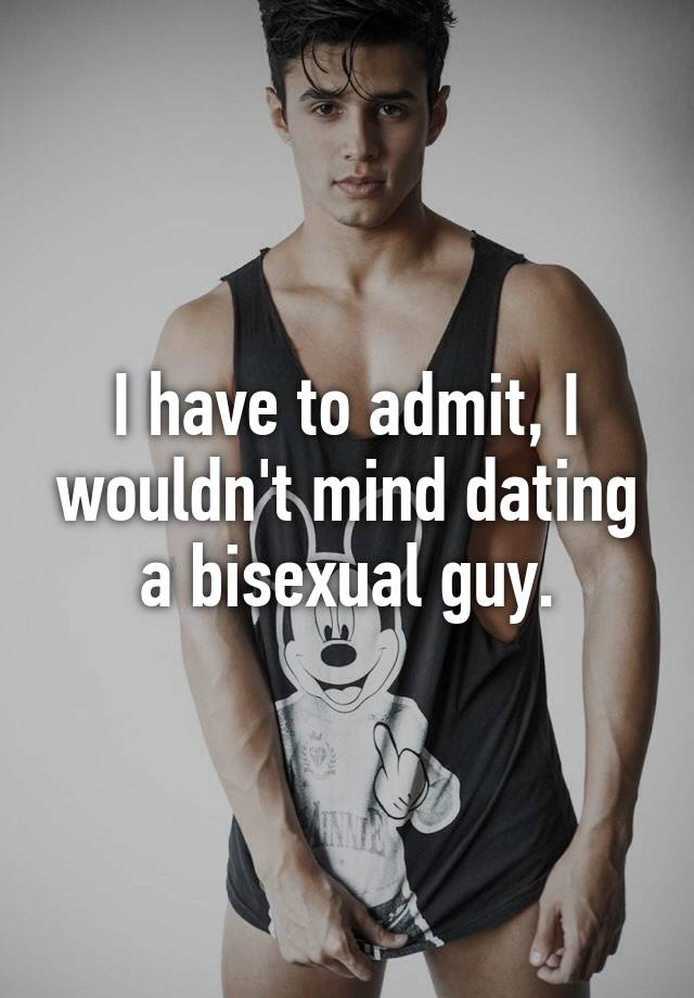 Dating A Bisexual Guy 118