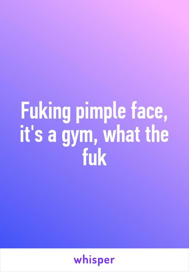 Gym fuk