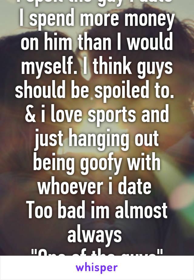 I keep dating bad guys