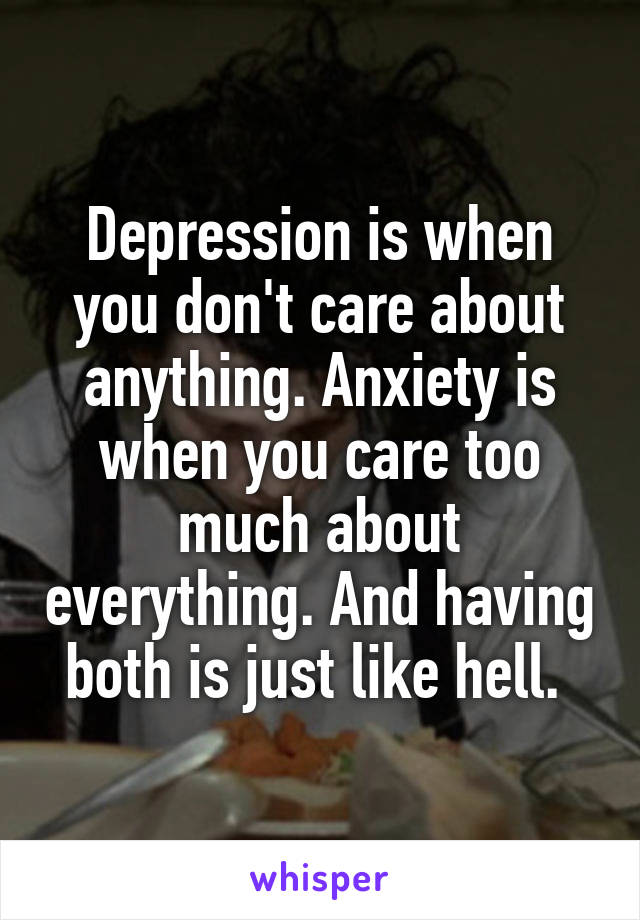 Dating with anxiety and depression