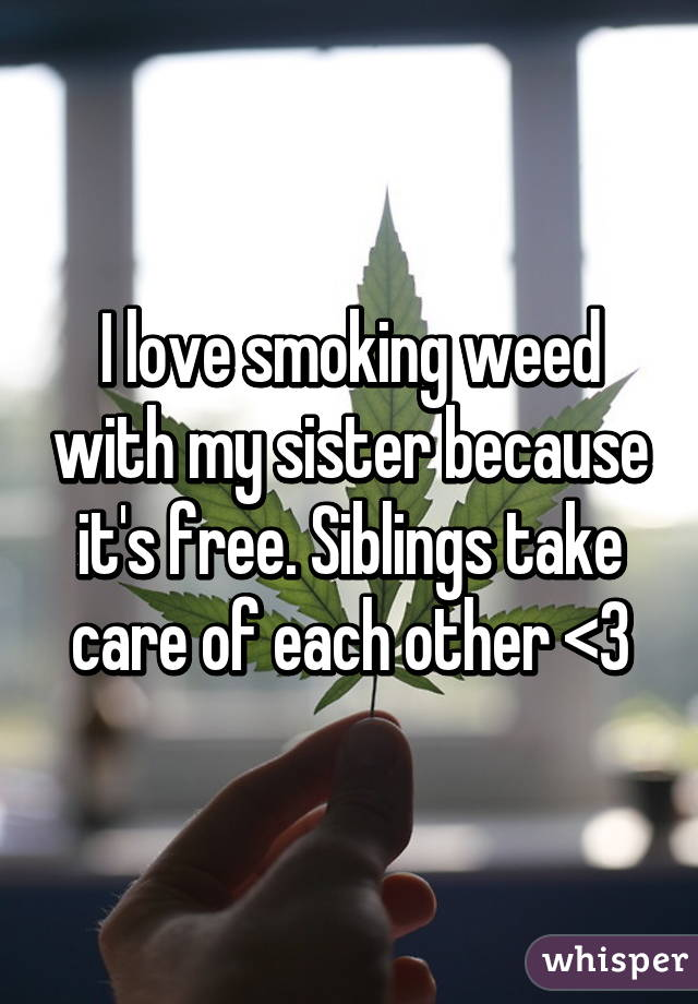 05255486f50fc67df8bb44355de7520a1bcfb6 wm Keeping It In The Family: Siblings Who Bond Over Weed