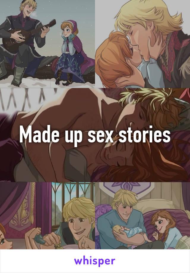 Sex stories made from popular cartoons