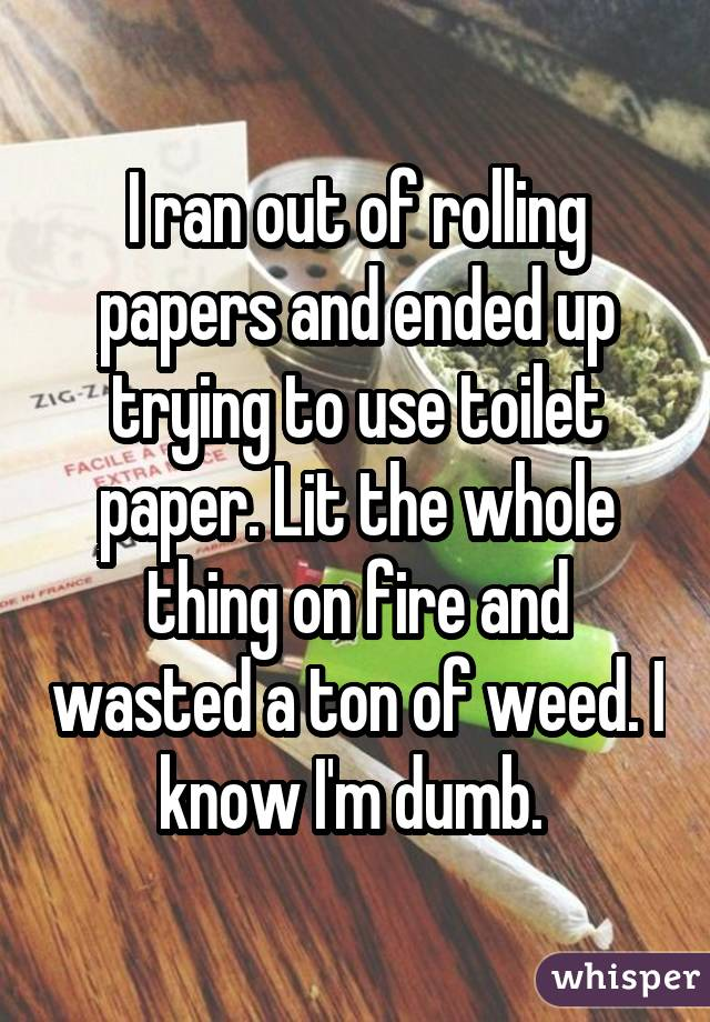 052641aabb6e6c59c55b15356c4909bea8f263 wm 17 Weed Fails All Stoners Can Identify With