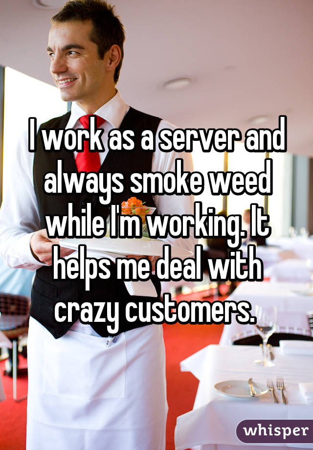 05264236aeedce6446411462d8b052c7636778 wm People Admit To Being High At Work