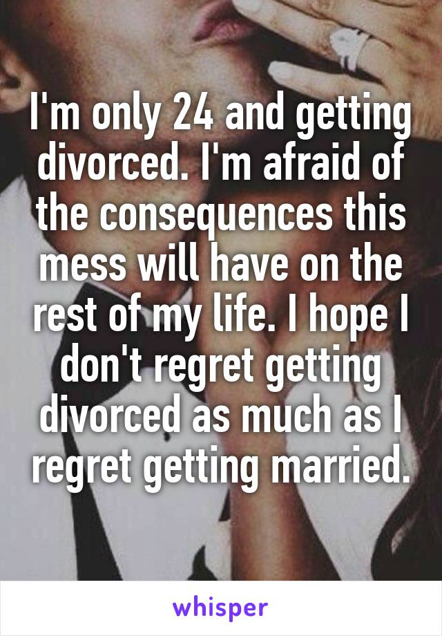 No dating until after youre married
