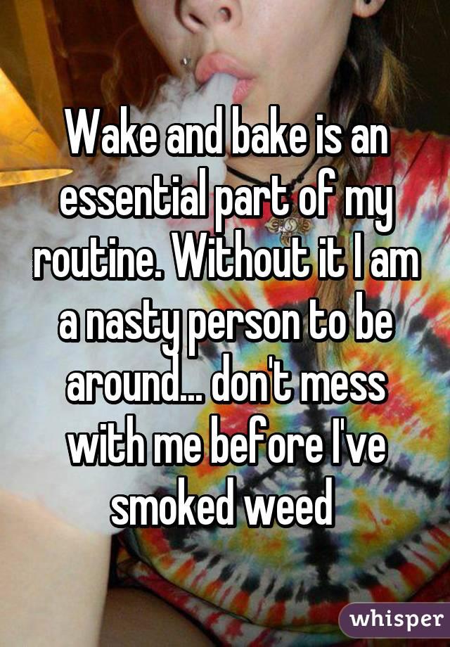 0526f9f91e4859f317eb974bb28b3366d310e8 wm 18 Reasons Why People Love To Wake & Bake